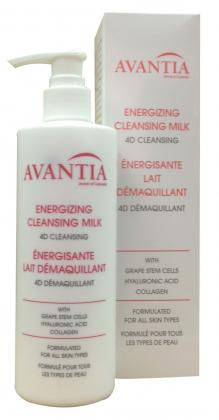 AVNTIA Energizing 4D Cleansing Milk
